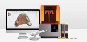 3D-принтер. Изготовление хирургических шаблонов для имплантации